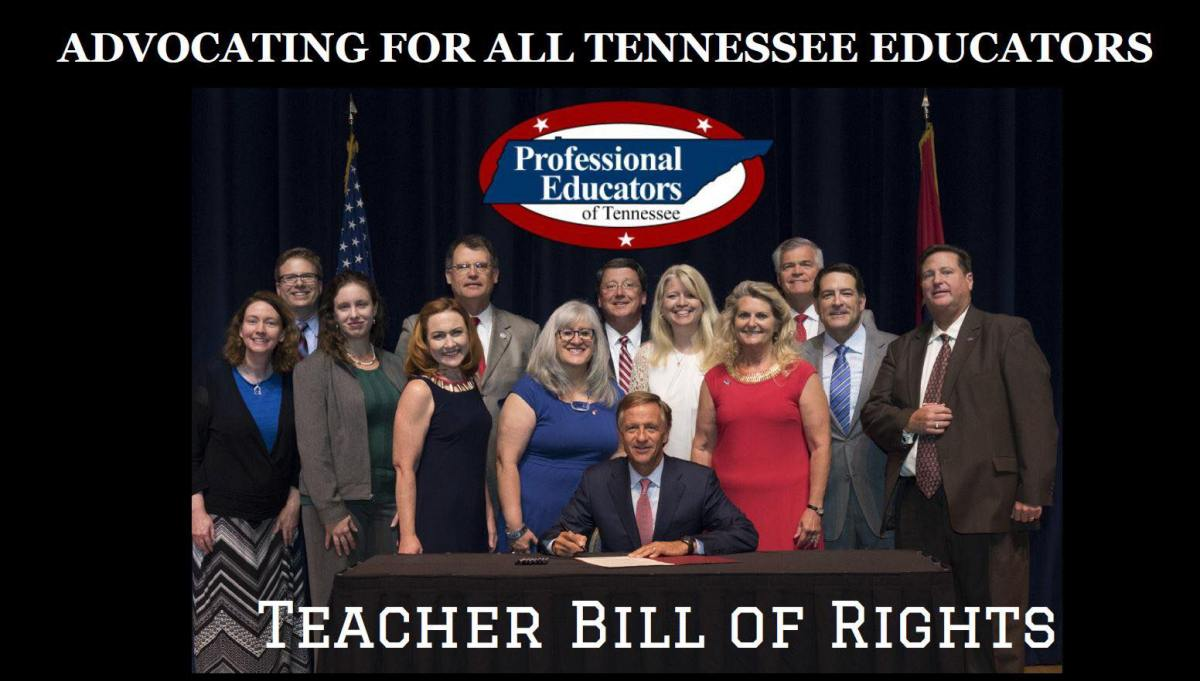 Tennessee Teacher Bill ofRights