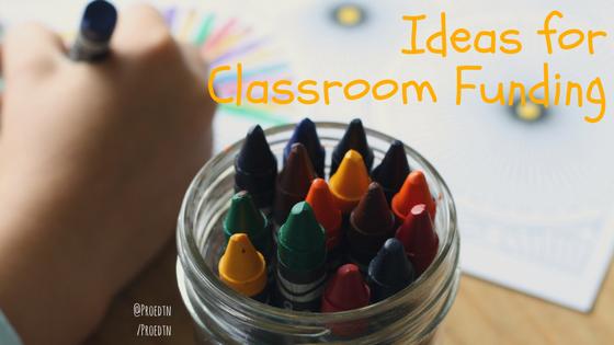 Classroom Funding Idea